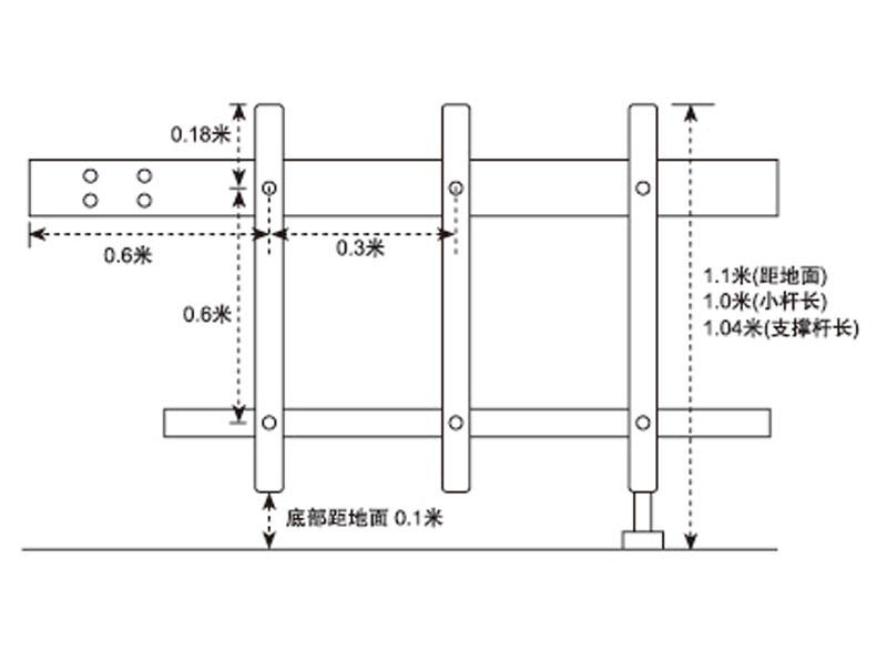 一、栅栏停车场道闸产品介绍: 1.产品型号:XHA-DZC 2.栅栏停车场道闸产品设计合理,采用连杆减速机、具有结构简单、运行平稳、停电手动、自动起杆、安装、使用维护方便、安全可靠,造型美观等特点。是理想的专用路桥、停车场道闸。 二、栅栏停车场道闸产品性能详解: 1.标准设计:国际工业标准化设计,采用正弦四连杆机构,实现闸杆慢速起动-快速运行-慢速到位,从而使闸杆运行平稳,同时将所有配件模具化生产,配件通用性能好,并首次采用全流水线生产,品质保证。 2.